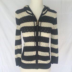 Juicy Couture Sweater Hoodie Zipper Jacket  XS P